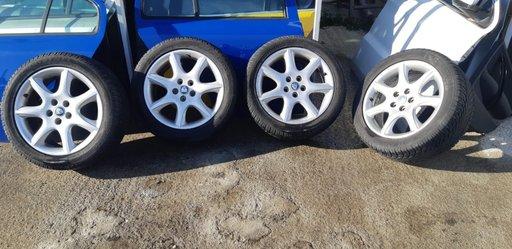 """Jante Jaguar 17"""" + cauciucuri iarna"""