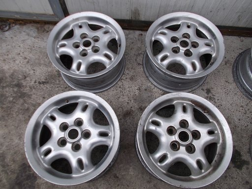 Jante Land Rover Discovery 2 / Range Rover P38 R16 piese dezmembrari.