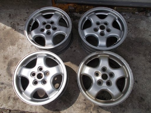 Jante Land Rover Discovery 2 / Range Rover R16 P38 piese dezmembrari.