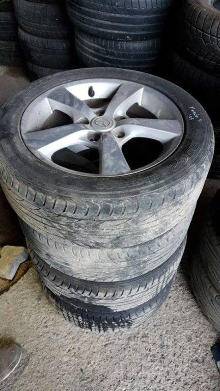 Jante Mazda 3 R16