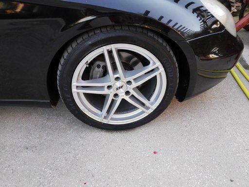 Jante Mercedes CLS W219
