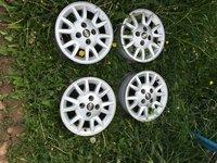 Jante Nissan/Mazda originale aliaj 15x8J,ET 45