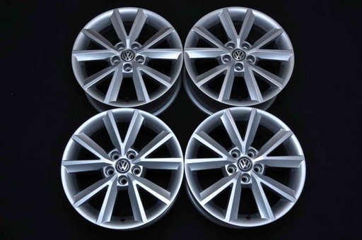 "Jante Noi 16"" Originale VW Polo Golf 4 Bora New Beetle 16 inch"