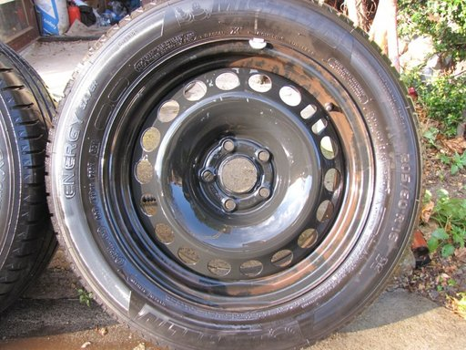 Jante Opel Astra J+Anvelope 205,60,16.5x105