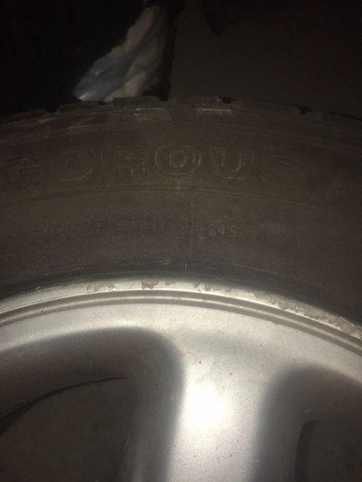 "Jante originale Toyota 5x114.3,ET45,16"""
