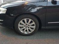 Jante originale VW pe 16 inch, 5x112, anvelope vara dot 2017