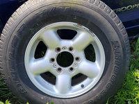 Jante r16 aliaj aluminiu Opel Frontera b 2002