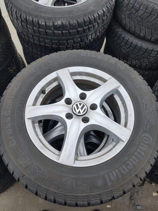 Jante rondell Volkswagen Tiguan, dimensiune :215x65 16''