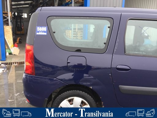 Jante tabla + anvelope vara / Dacia Logan MCV 1.5 dCi , 88 CP   AN 2010