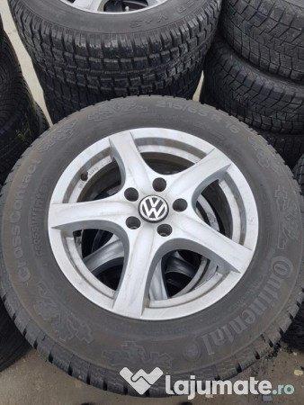 Jante Volkswagen Tiguan, dimensiune:215x65 16''