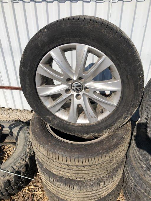 Jante VW Tiguan 2009