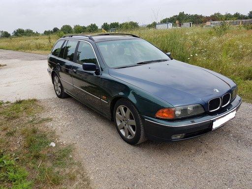 Jenti,jante aliaj magneziu cu cauciucuri pe 17 bmw e39,PARC DEZMEMBRARI BMW