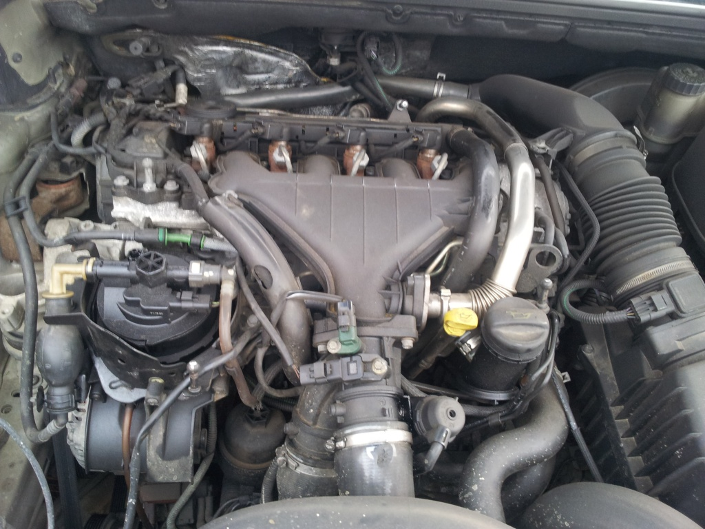 Jug/cadru motor PEUGEOT 407 2.0 HDI 2004-2008