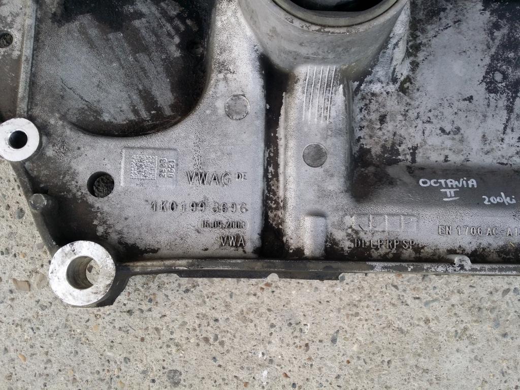 Jug/cadru motor skoda octavia 2
