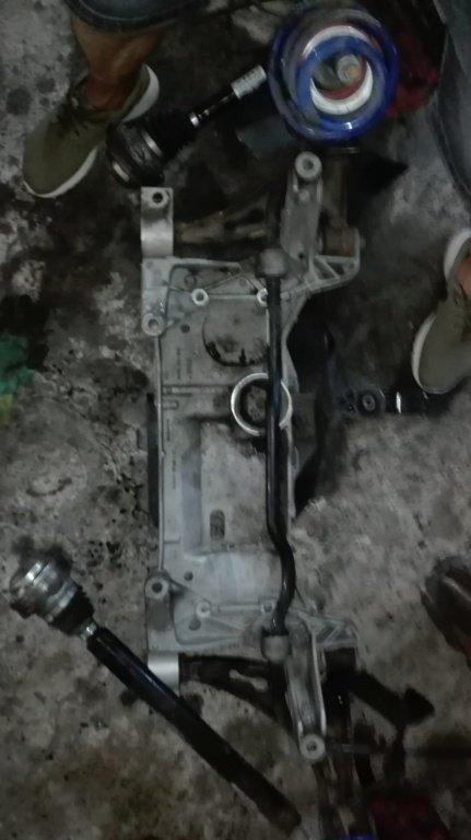 Jug motor Skoda Octavia2 2.0TDI bmn 170cp cod:a1K0199369G