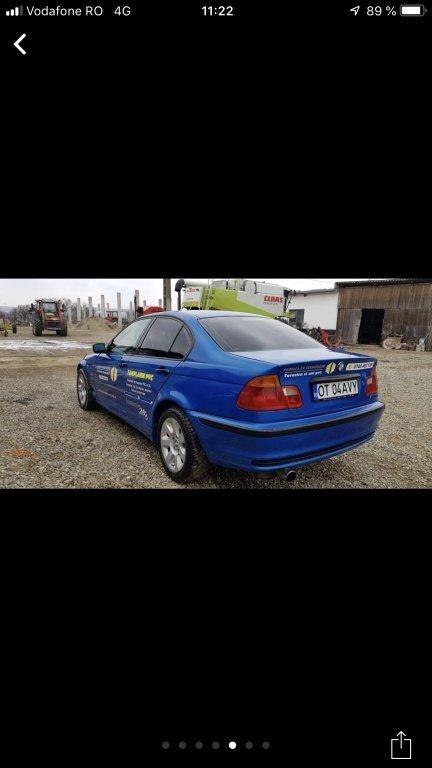 Kit airbag BMW E46 2001 Berlina 1895