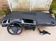 Kit airbag complet Audi A4 B8 an 2014