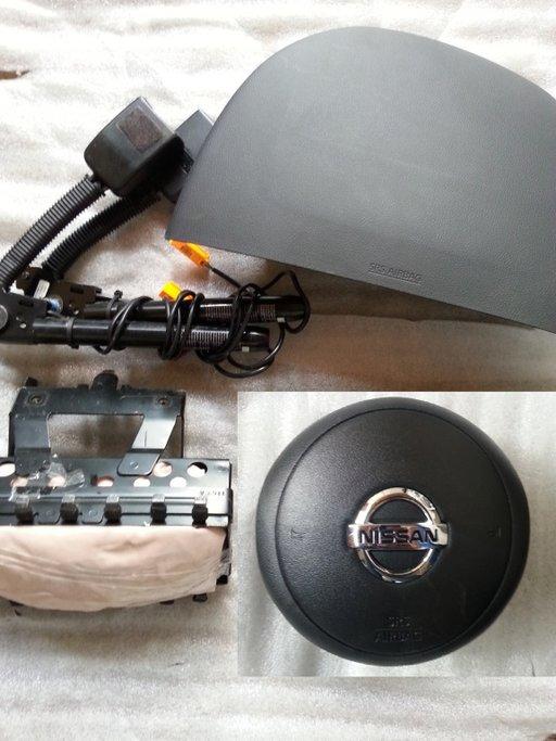 Kit Airbag Nissan Almera C 2013