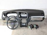 Kit Airbag Plansa Bord SAAB 93 9-3 Facelift 2007 - 2012