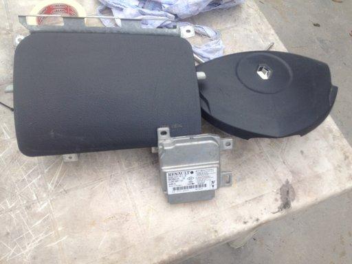 Kit airbag renaul clio 2