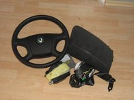 Kit airbag Skoda Fabia 2 2007-2014