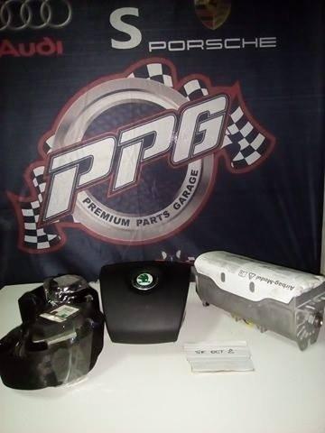 Kit airbag Skoda Octavia 2