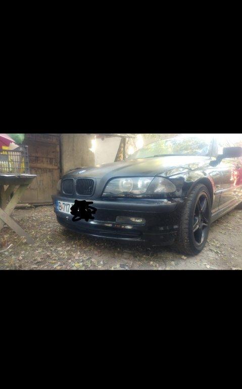 Kit ambreiaj BMW Seria 3 E46 2001 Berlina 1.8 benzină