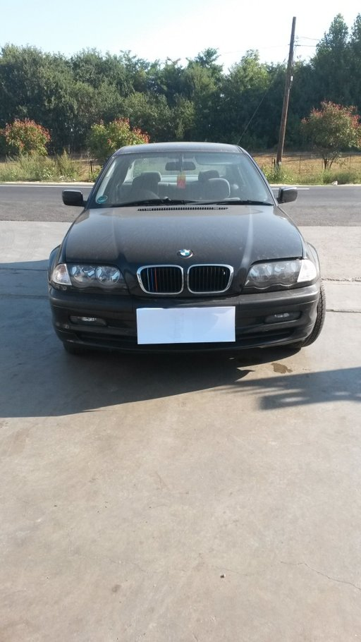 Kit ambreiaj BMW Seria 3 E46 2001 sedan 2.0 D
