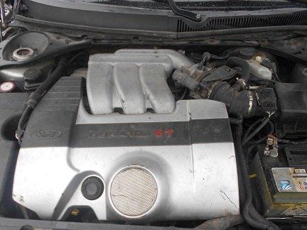 Kit ambreiaj complet volanta,disc,placa Ford Mondeo MK3 3.0 V6