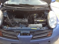 Kit ambreiaj (disc,placa,rulment+volanta) Nissan Micra 1,4 an 2005