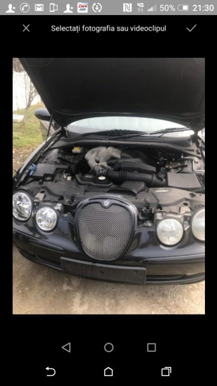 Kit. Ambreiaj (Jaguar. S-type benzina. 2.5-3.0 an 2002-2007