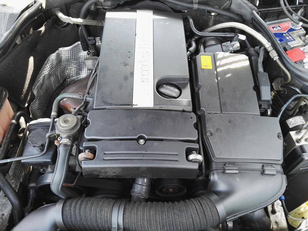 Kit ambreiaj Mercedes C-CLASS W203 2003 berlina 1800
