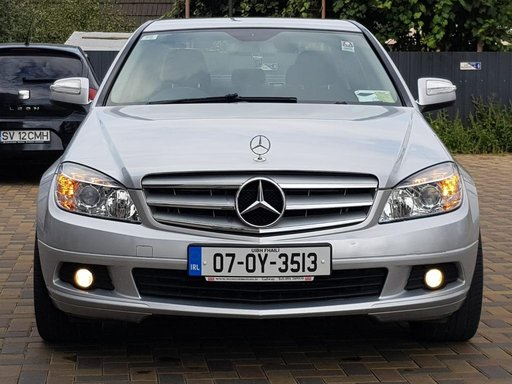 Kit ambreiaj Mercedes C-CLASS W204 2008 Berlina 2.2
