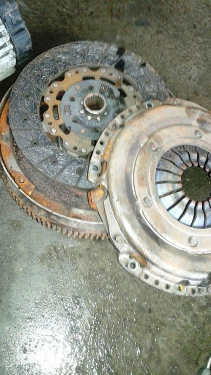 Kit ambreiaj - Opel Insignia - 2011 - 2.0diesel