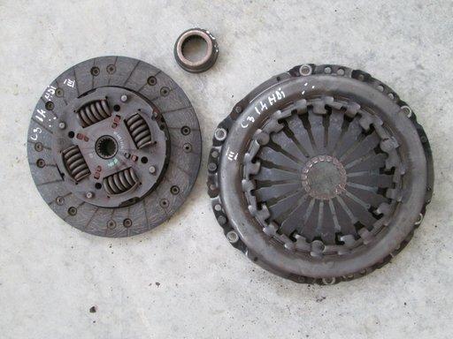 Kit ambreiaj placa 9637966080 disc 9644814380 rulment Citroen C3 1.4 hdi 2004