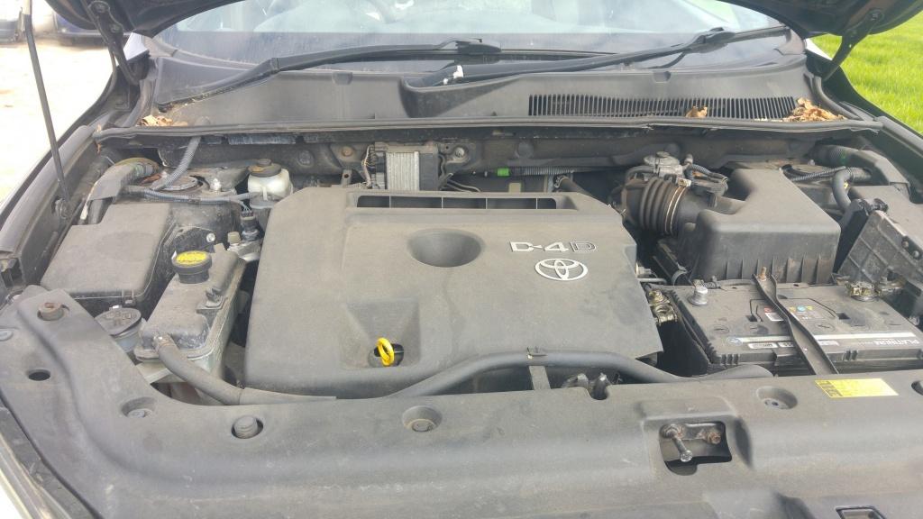 Kit ambreiaj Toyota RAV 4 2007 SUV 2.2 D4-D