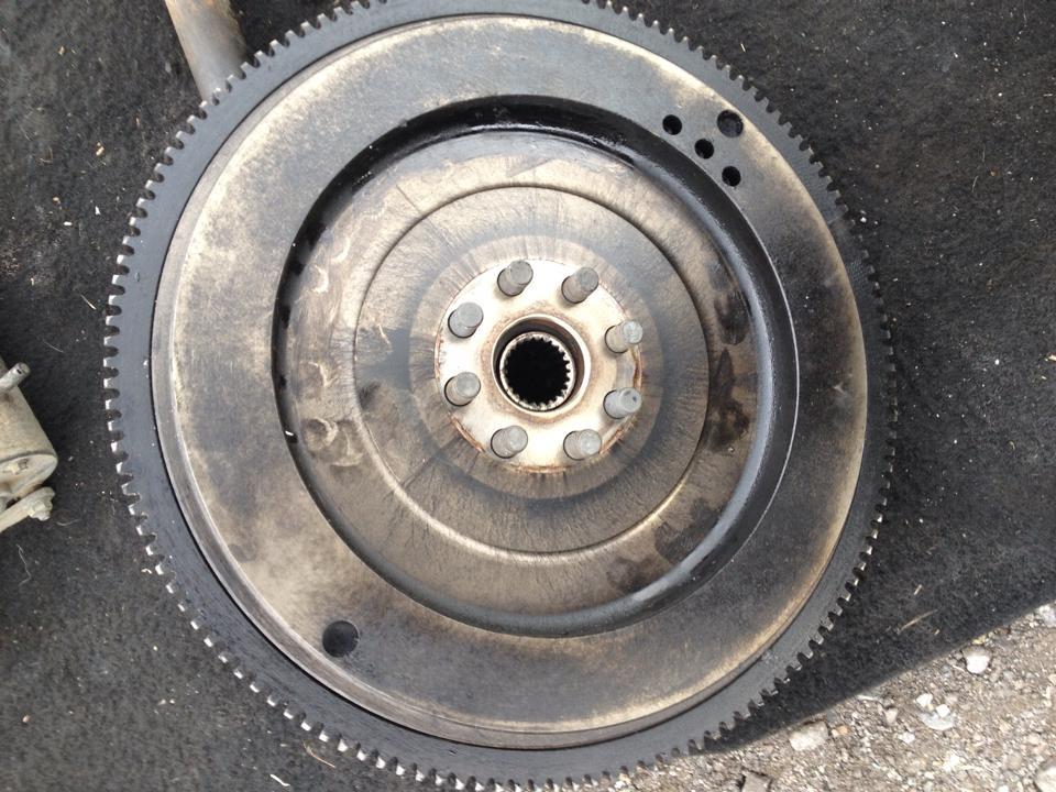 Kit ambreiaj +volanta ford mondeo motor 1.8 td an 1999