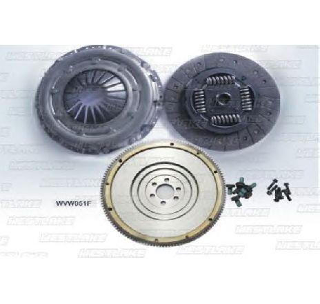 Kit ambreiaj VW GOLF IV VARIANT ( 1J5 ) 05/1999 - 06/2006 - producator WESTLAKE WVW051F - 301995 - Piesa Noua