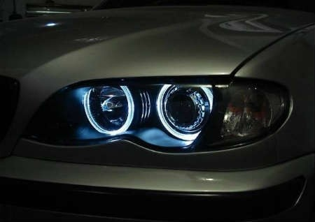 Kit Angel Eyes CCFL BMW X3 E83 (4008)