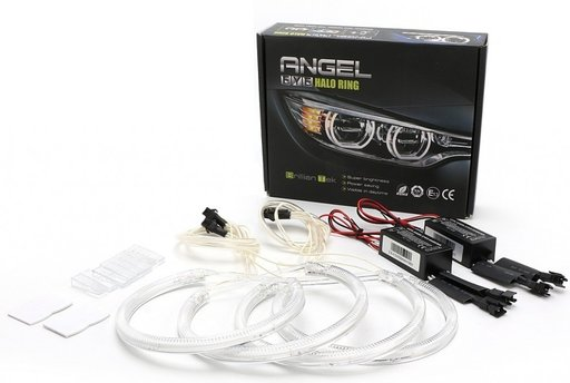 Kit Angel Eyes CCFL Vw GOLF 4