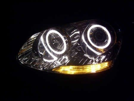 Kit Angel Eyes CCFL VW Golf V (4023)