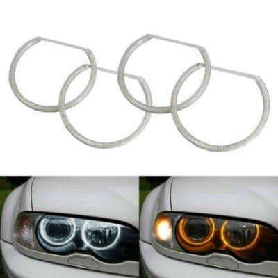 Kit Angel Eyes SMD BMW Seria 3 E46 (far fara lupa)