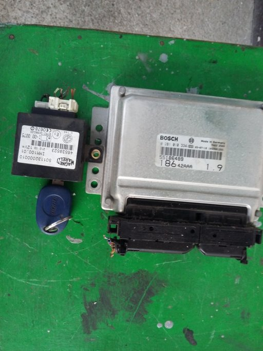 Kit aprindre complect fiat multipla 1.9 jtd 110 cp