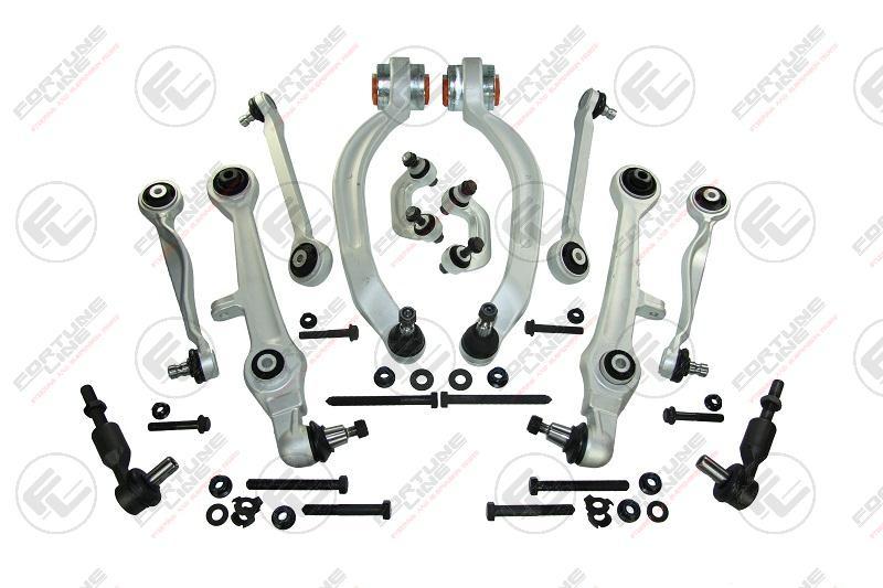 Kit brațe VW PASSAT B5, Audi A4 B5, A6 95-2005 FORTUNE LINE
