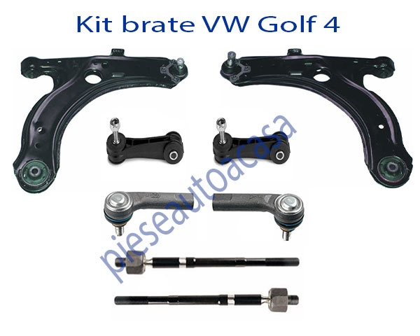 Kit brate Golf 4