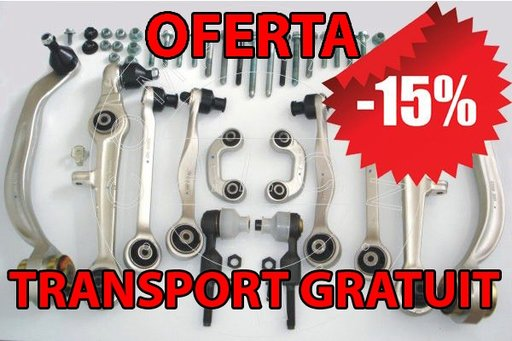 Kit brate VW Passat B5, An:1996-2002, AIC GERMANIA + TRANSPORT GRATUIT