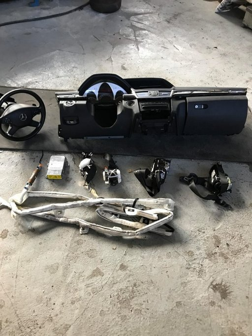Kit Complet Airbag W212 2009-2012