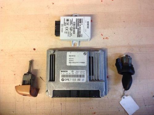 Kit complet Calculator ECU BMW E46 330 diesel