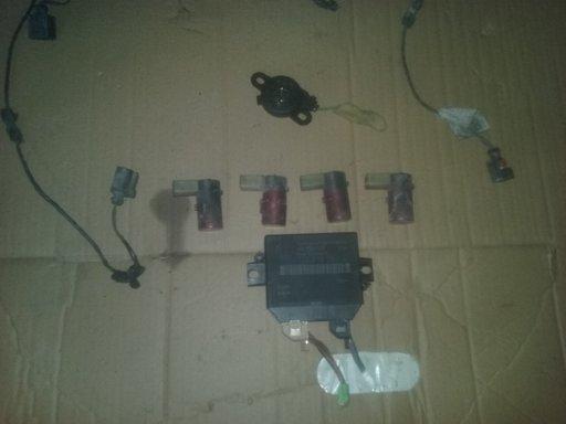 Kit complet senzori parcare original 1Z0919283B Skoda Octavia 2 combi 1.9 BXE