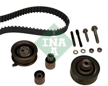 Kit de distributie VW Caddy II 1.9 TDI SDI 1995-2004, INA 530 0082 10, EL